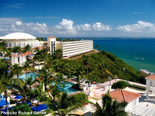 destination weddings in Puerto Rico It is secluded and far from San Juan