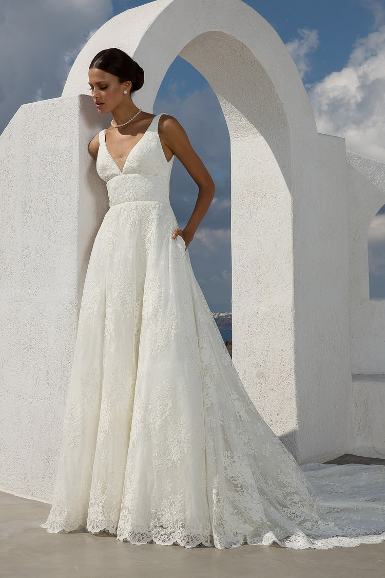 2018 destination wedding dresses 31
