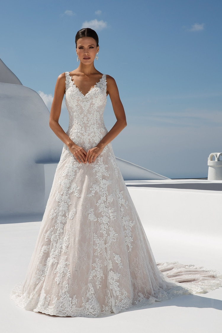 2018 destination wedding dresses 46