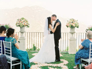 A Gorgeous Destination Wedding on the Amalfi Coast