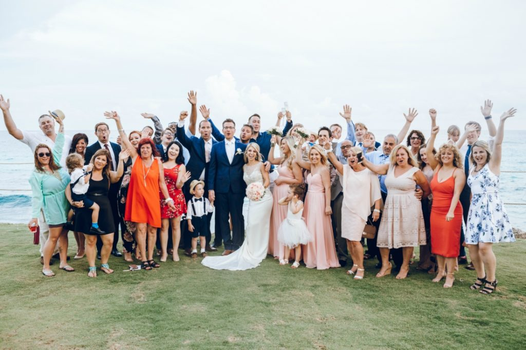Gorgeous Beach Wedding Dresses for Guests | Destination Wedding Details