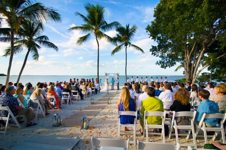Key Largo Wedding