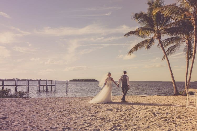 Beach Wedding in Key Largo-019