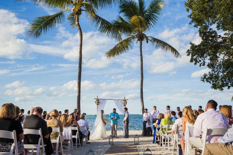 Beach Wedding in Key Largo-032