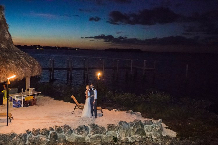 Beach Wedding in Key Largo-038