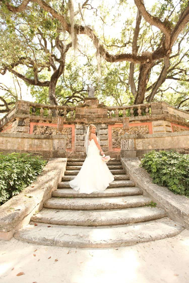 Beautiful elopement in Florida's Vizcaya Museum_35