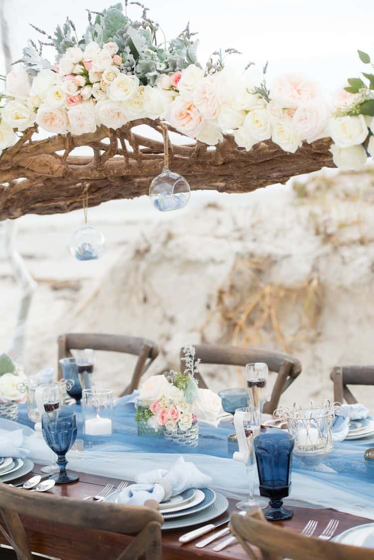 Blue Beach Wedding 15