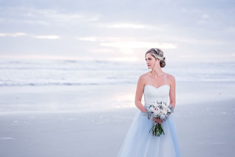 Blue Beach Wedding 18