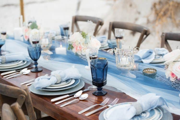 Blue Beach Wedding 2