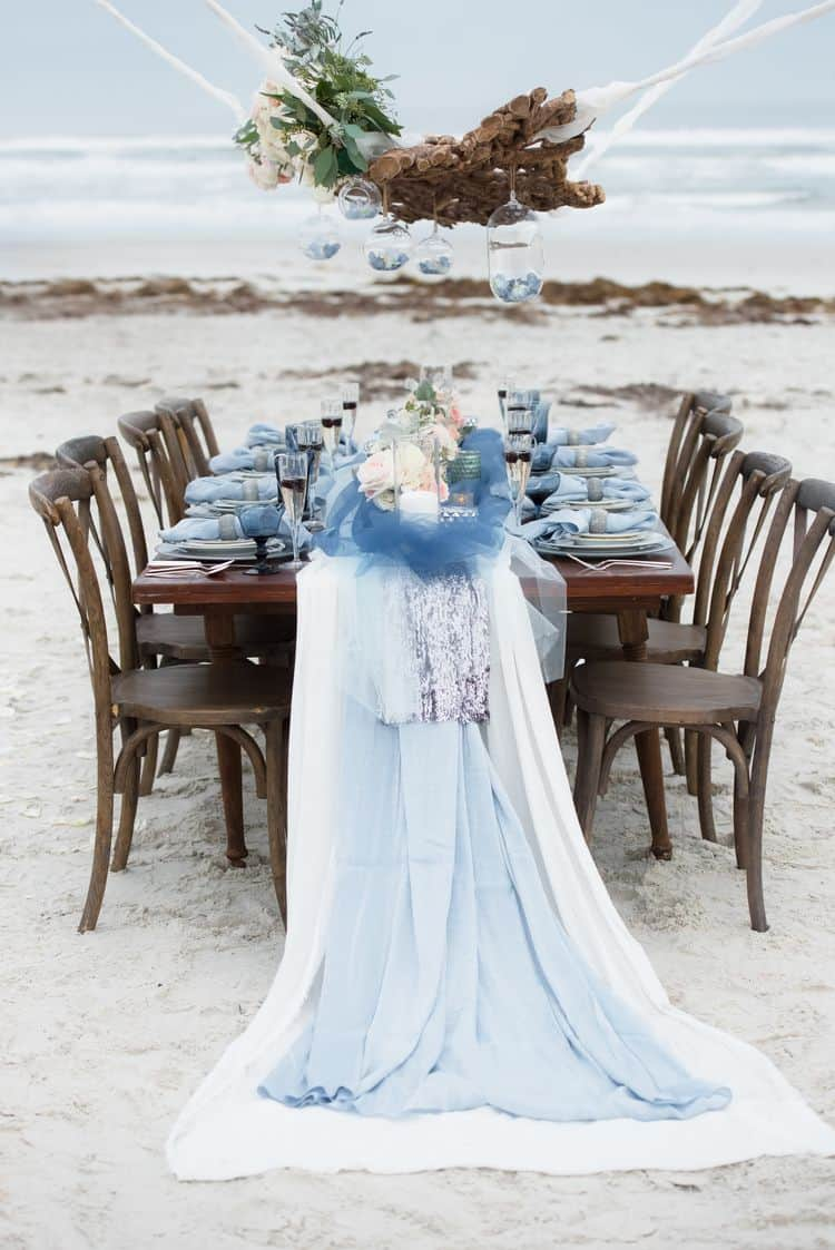 Blue Beach Wedding 21