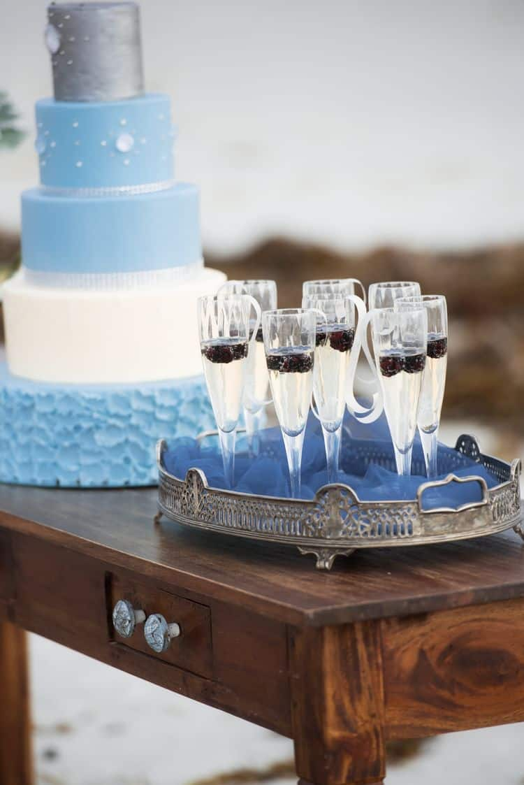 Blue Beach Wedding 40