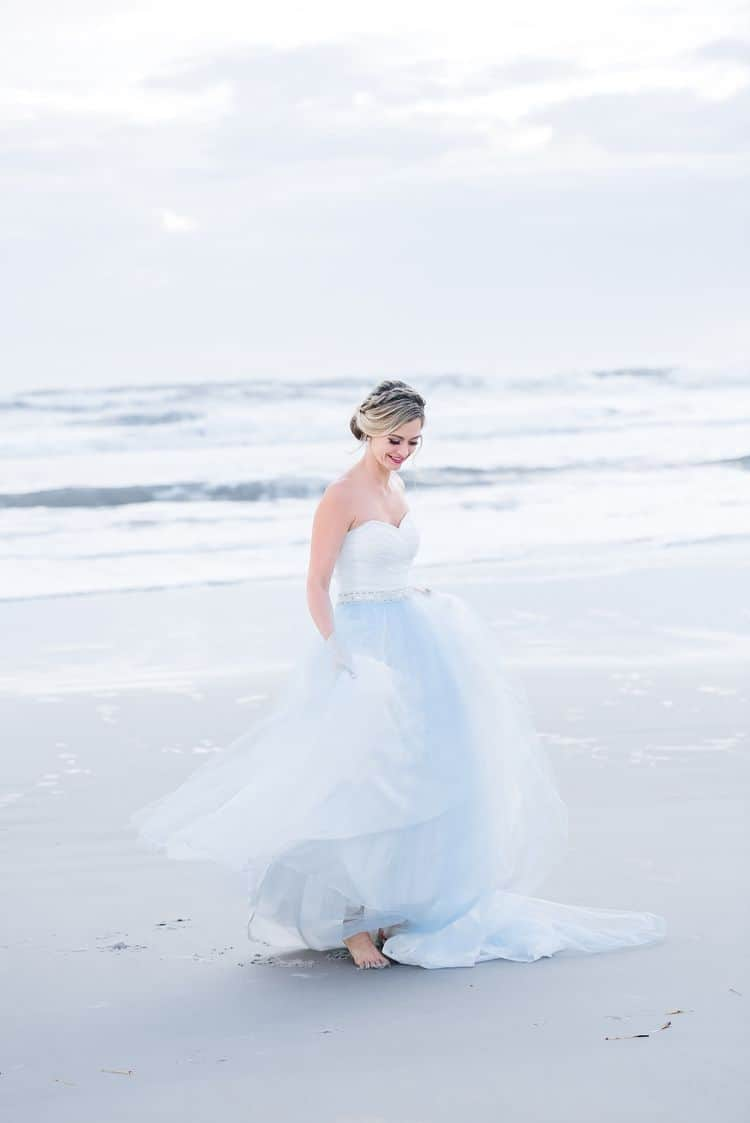 Blue Beach Wedding 5