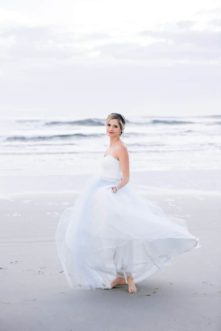 Blue Beach Wedding 52