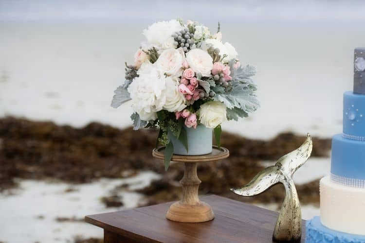 Blue Beach Wedding 72