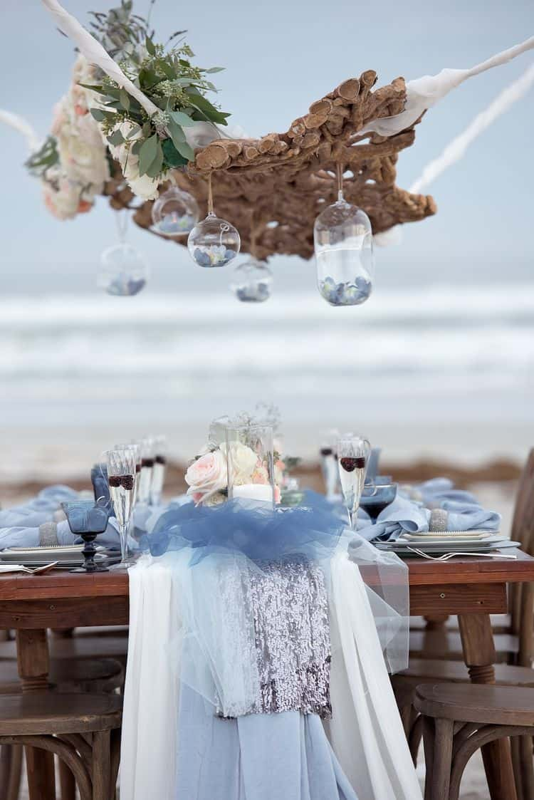 Blue Beach Wedding 84