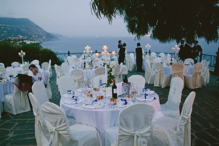 Wedding Capo Vaticano