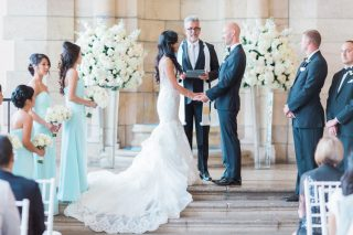 A Classy Destination Wedding at the Flager Museum in Palm Beach