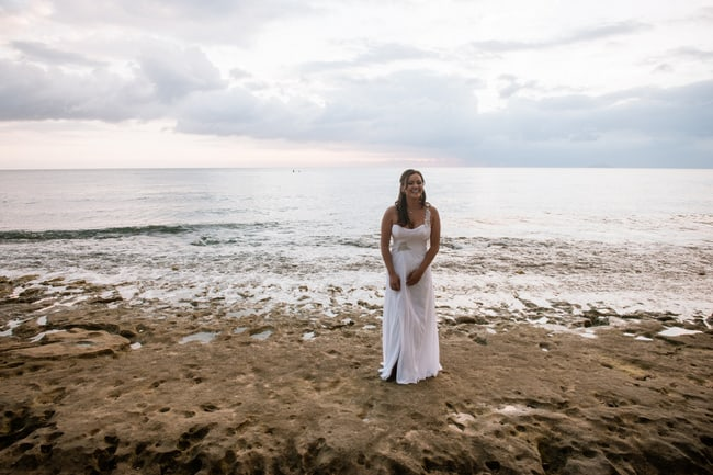 Puerto Rico beach wedding