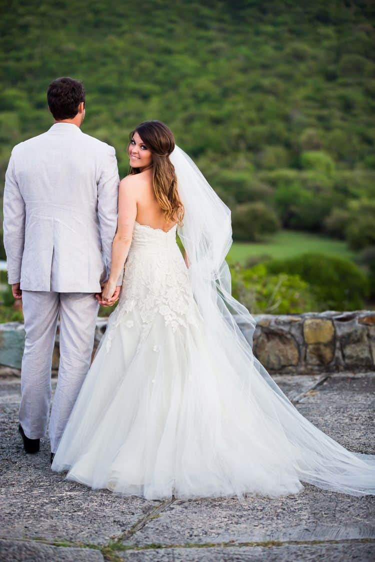 Destination Wedding in St. Maarten
