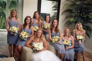 Preppy Destination Wedding in Captiva Island