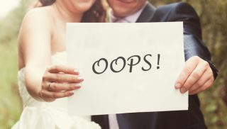 3 Wedding Day Mistakes You Need to Avoid