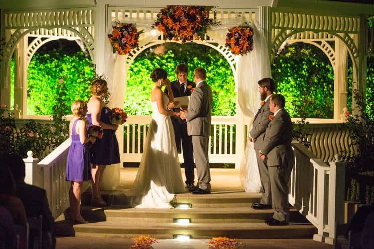 Disney Land Destination Wedding