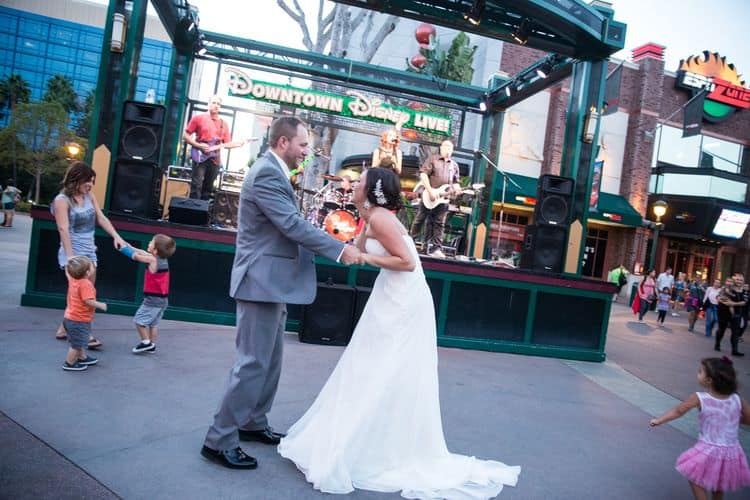 Disney Land Destination Wedding55