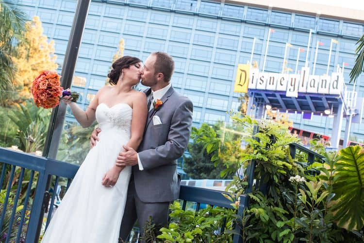 Disney Land Destination Wedding60