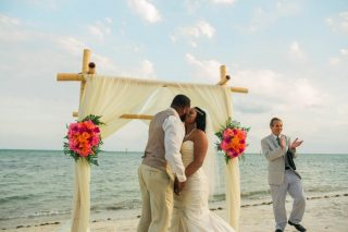 A Gorgeous Beach Elopement in Key West