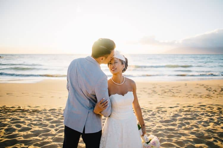 Four Seasons Maui Wedding