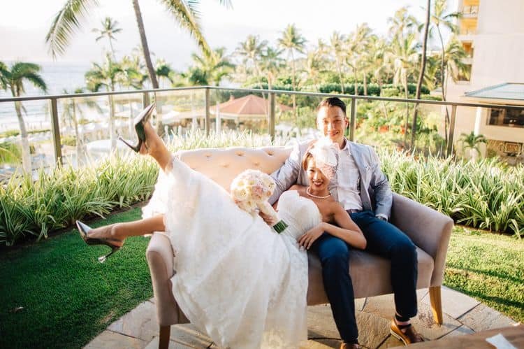 Four Seasons Maui Wedding 53