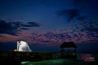 Gorgeous Playa Del Carmen Wedding