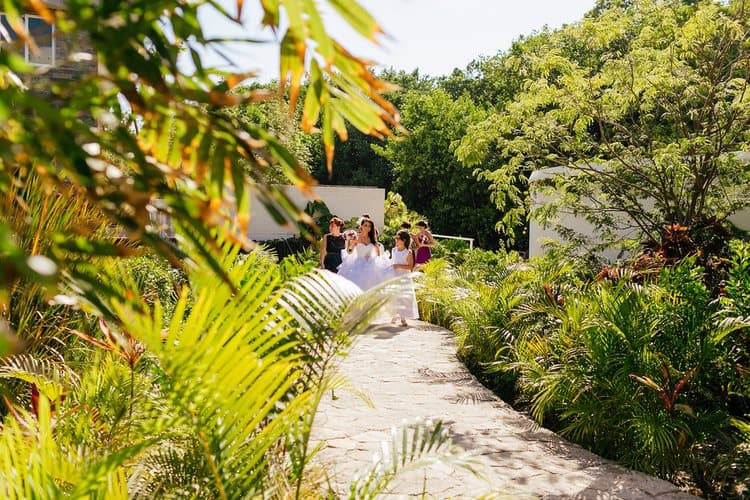 Gorgeous destination wedding in Playa Del Carmen-010