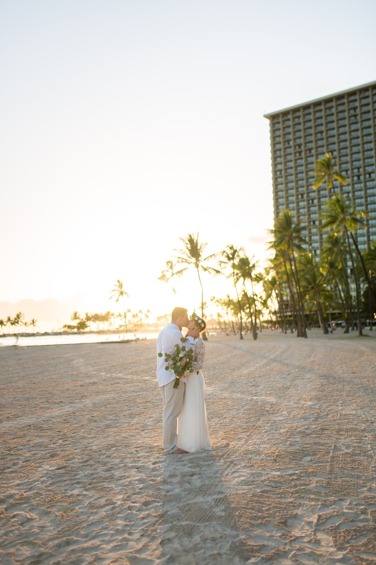 Hilton Hawaiian Village Wedding 24
