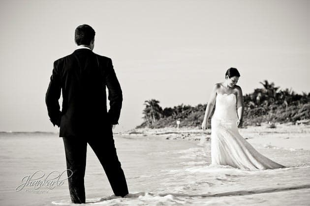 Wedding in riviera maya now sapphire