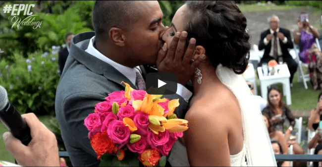 Jamaica wedding videography