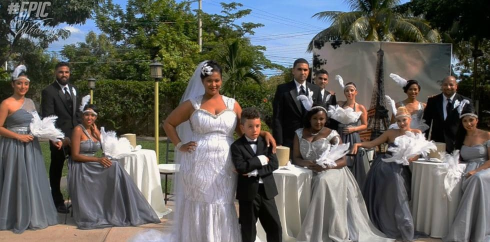 Epic Jamaica Wedding Videography