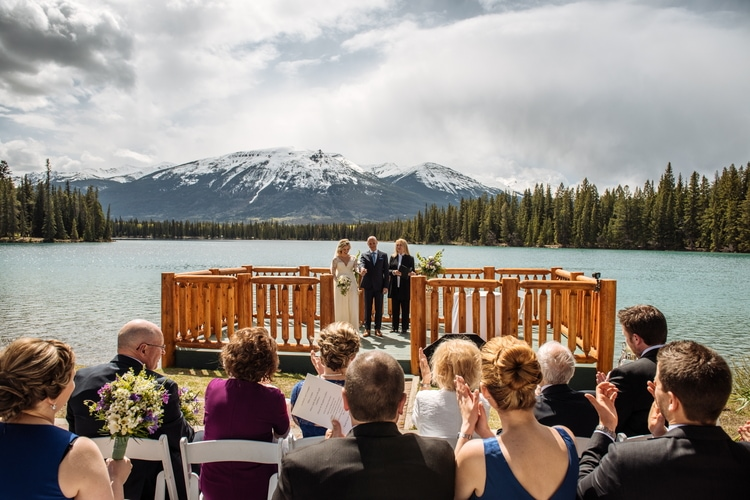 Jasper Park Lodge Wedding 85