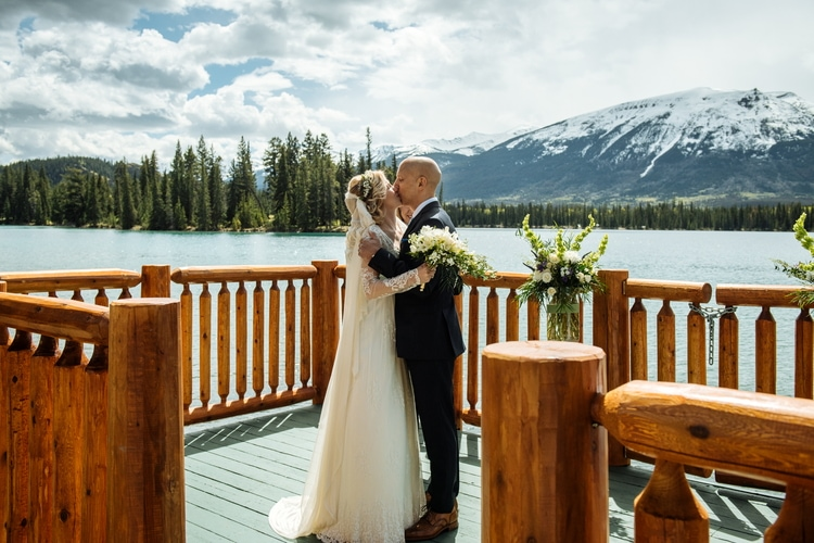 Jasper Park Lodge Wedding 86