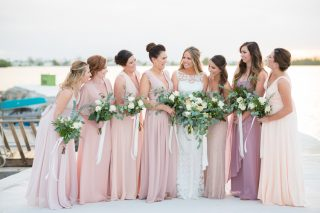 Organic Key Largo Beach Wedding