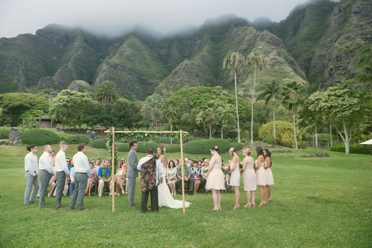 Kualoa Ranch wedding 145