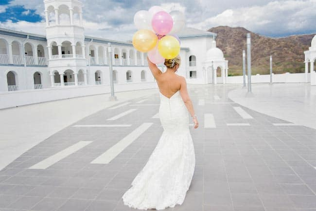 real Destination wedding in riu palace Costa Rica