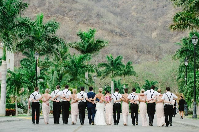 real costa rica wedding