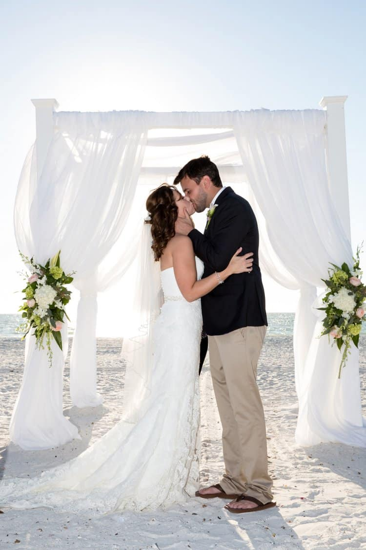 A Romantic Destination Wedding In Marco Island