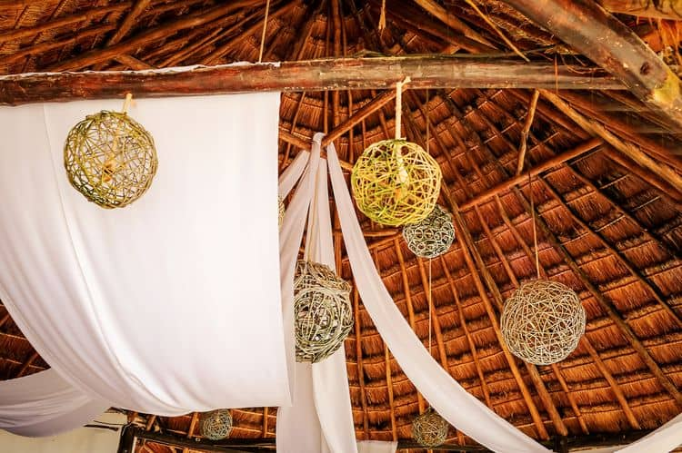 Mayan destination wedding at Casa Violeta in Tulum_105
