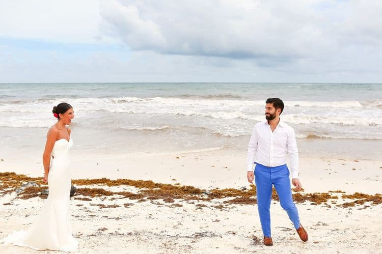 Mayan destination wedding at Casa Violeta in Tulum_131