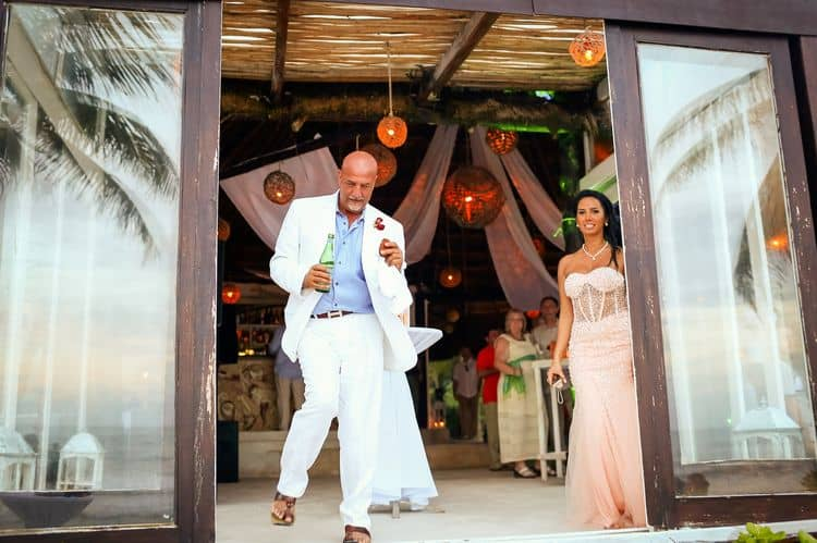 Mayan destination wedding at Casa Violeta in Tulum_27
