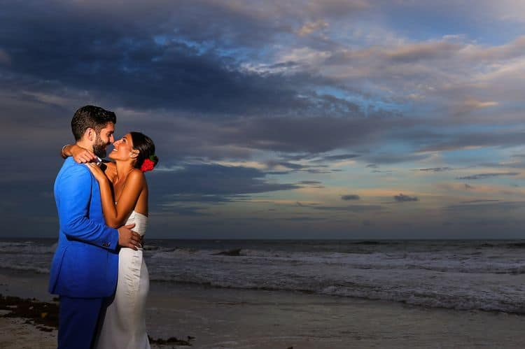 Mayan destination wedding at Casa Violeta in Tulum_33