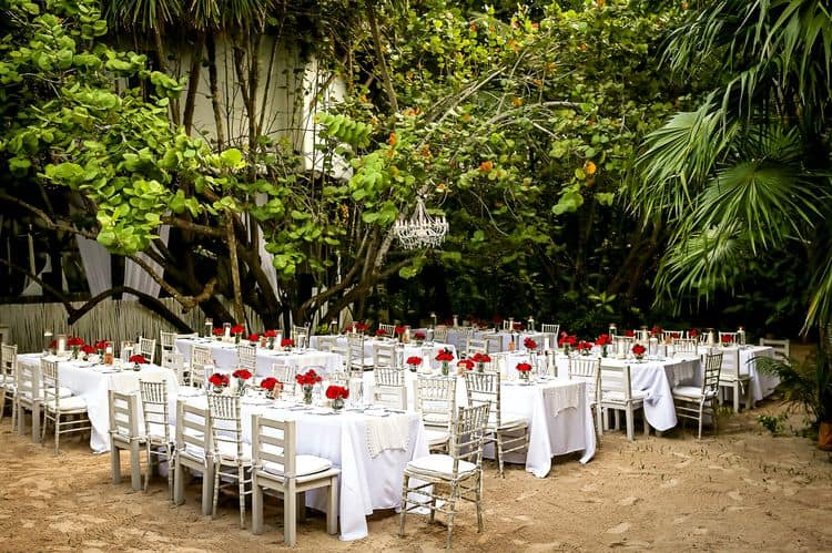 Mayan destination wedding at Casa Violeta in Tulum_35