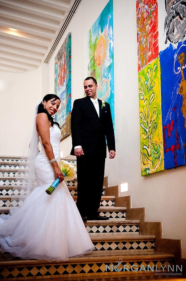 Sandos Cancun destination wedding